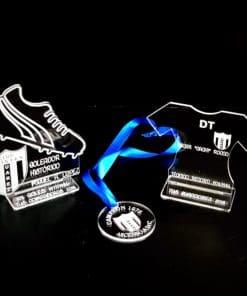 Placas y Trofeos